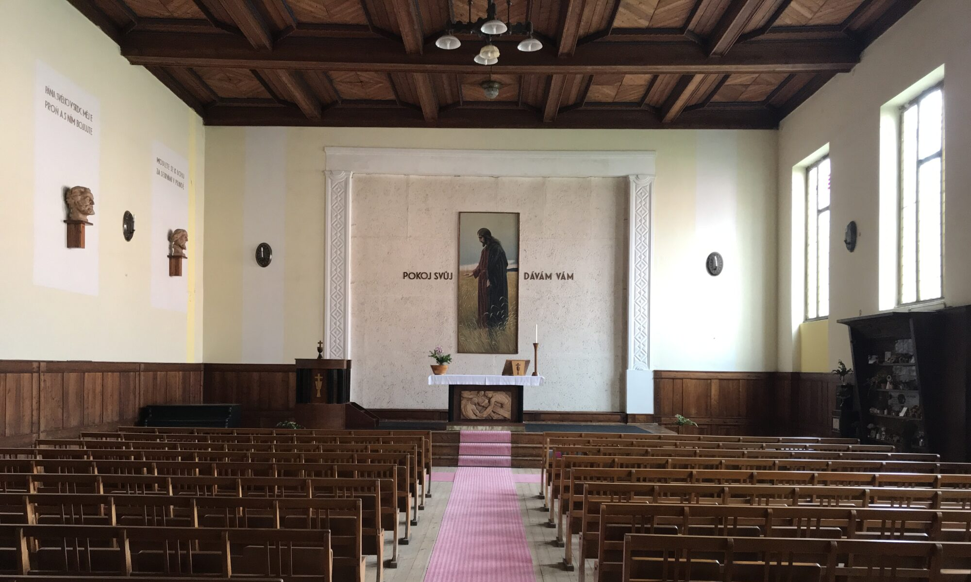 Husův sbor ve Vodňanech